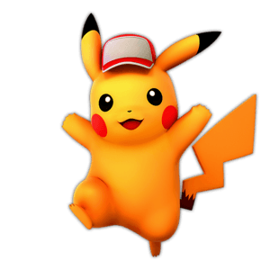 SSBU Pikachu Alternative Costume 2