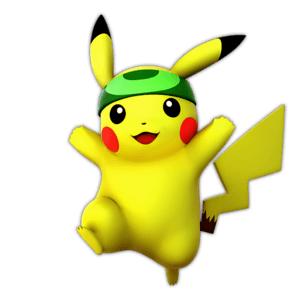 SSBU Pikachu Alternative Costume 3