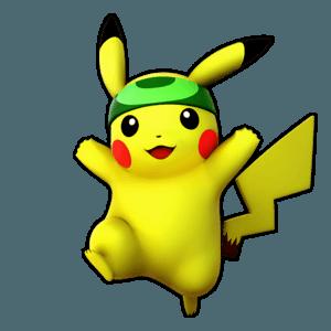 SSBU Pikachu Alternative Costume 3