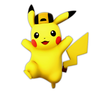 SSBU Pikachu Alternative Costume 4