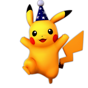SSBU Pikachu Alternative Costume 5