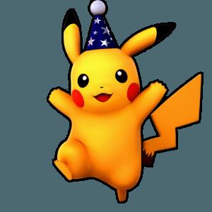 SSBU Pikachu Alternative Costume 5
