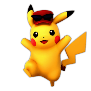 SSBU Pikachu Alternative Costume 6