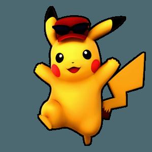 SSBU Pikachu Alternative Costume 6