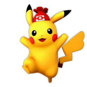 SSBU Pikachu Alternative Costume 7