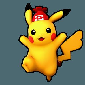 SSBU Pikachu Alternative Costume 7