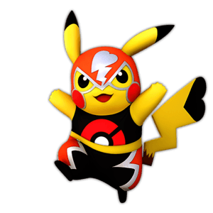 SSBU Pikachu Alternative Costume 8
