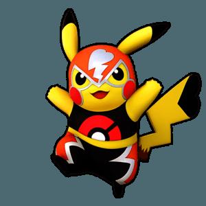 SSBU Pikachu Alternative Costume 8