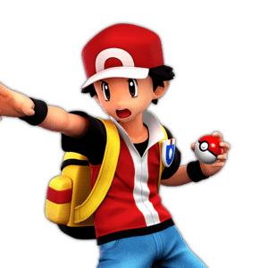 SSBU Pokemon Trainer Alternative Costume 1