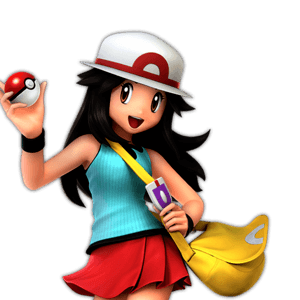 SSBU Pokemon Trainer Alternative Costume 2