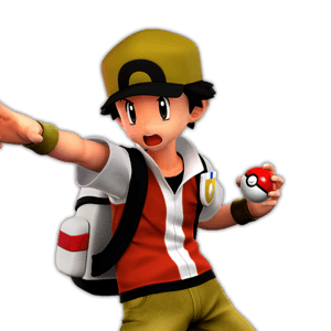 SSBU Pokemon Trainer Alternative Costume 3