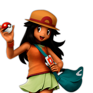 SSBU Pokemon Trainer Alternative Costume 8