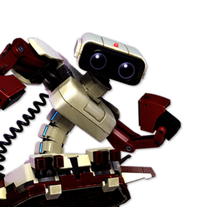 SSBU R.O.B. Alternative Costume 1