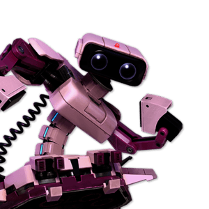 SSBU R.O.B. Alternative Costume 4