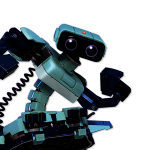 SSBU R.O.B. Alternative Costume 7