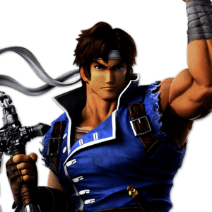 SSBU Richter Alternative Costume 1