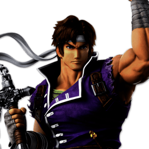 SSBU Richter Alternative Costume 3