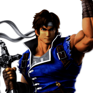 SSBU Richter Alternative Costume 6