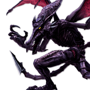 SSBU Ridley Alternative Costume 1