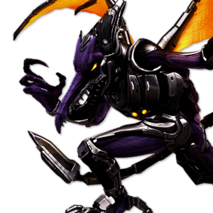 SSBU Ridley Alternative Costume 2