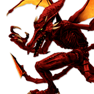 SSBU Ridley Alternative Costume 3