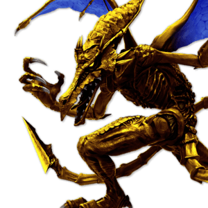 SSBU Ridley Alternative Costume 7