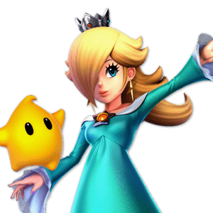 SSBU Rosalina & Luma Alternative Costume 1