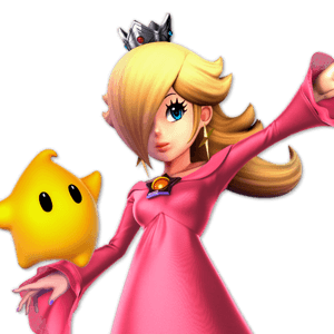 SSBU Rosalina & Luma Alternative Costume 2
