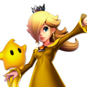 SSBU Rosalina & Luma Alternative Costume 3