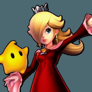 Rosalina & Luma Super Smash Bros Ultimate | Unlock, Stats, Moves