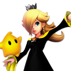 SSBU Rosalina & Luma Alternative Costume 7