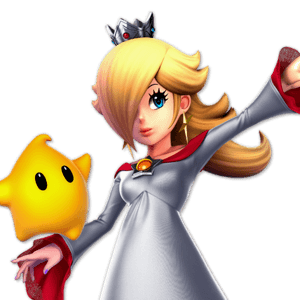 SSBU Rosalina & Luma Alternative Costume 8