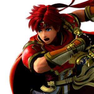 SSBU Roy Alternative Costume 2