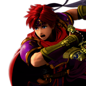 SSBU Roy Alternative Costume 4