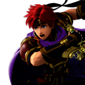 SSBU Roy Alternative Costume 6