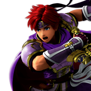 SSBU Roy Alternative Costume 7