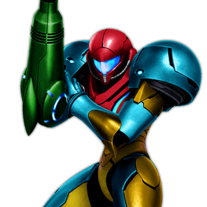 SSBU Samus Alternative Costume 2