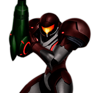 SSBU Samus Alternative Costume 4