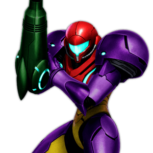 SSBU Samus Alternative Costume 5