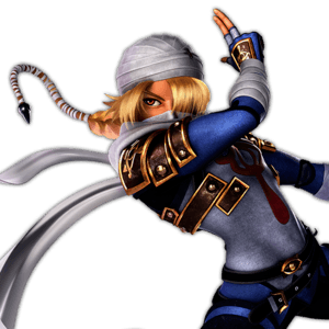 SSBU Sheik Alternative Costume 1