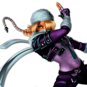 SSBU Sheik Alternative Costume 4