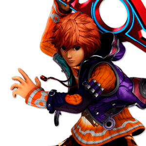 SSBU Shulk Alternative Costume 7