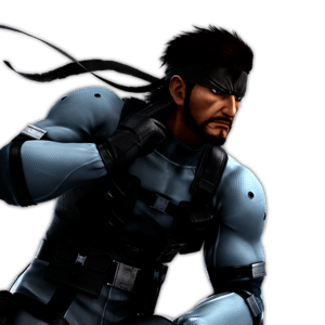 SSBU Snake Alternative Costume 1