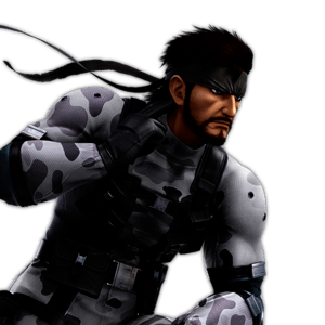 SSBU Snake Alternative Costume 6