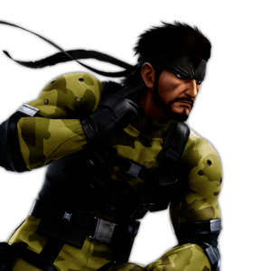 SSBU Snake Alternative Costume 7