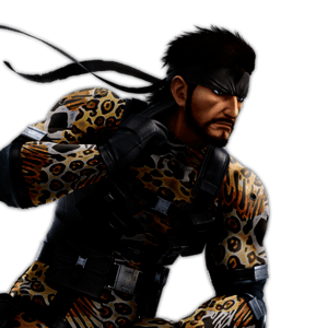 SSBU Snake Alternative Costume 8