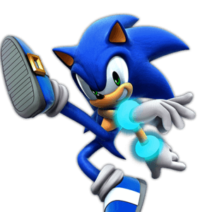 SSBU Sonic Alternative Costume 3