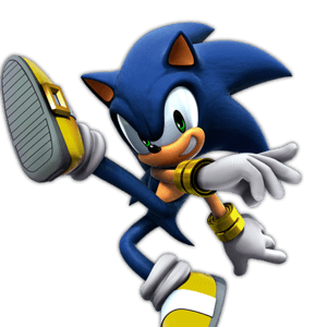 SSBU Sonic Alternative Costume 6