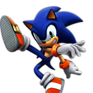 SSBU Sonic Alternative Costume 7