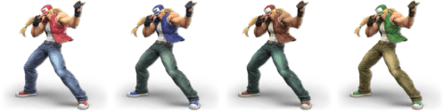 SSBU Terry Alternative Costume 1